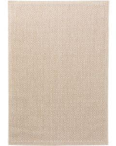 In- & Outdoor-Teppich Cleo Cream/Beige