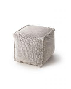 Pouf Bora Cream