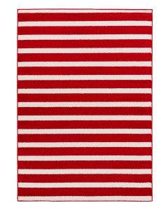 Kinderteppich Noa Kids Stripes Rot