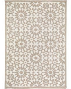 Teppich Lotus Taupe