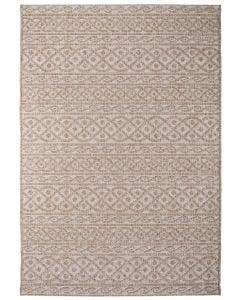 In- & Outdoor-Teppich Canvas Beige