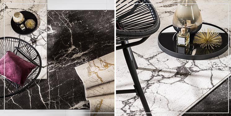 teppich trends 2019 marmor trend