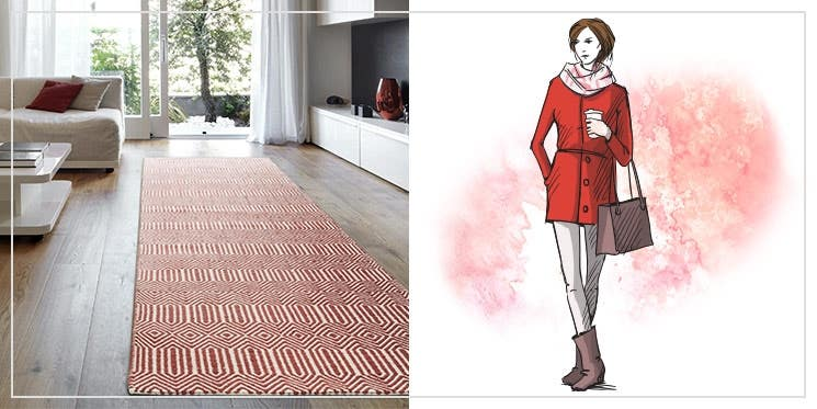 trendfarben herbst 2017 farbe rot